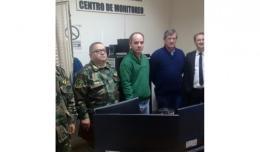 AUTORIDADES DE LA COORDINACIÓN ZONAL DE CPR VISITARON LA MADRID Y LAPRIDA