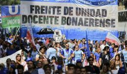 LOS DOCENTES ANUNCIARON UN NUEVO PARO DOCENTE Y LA PROVINCIA PROPONE UN BONO PARA EL SECTOR