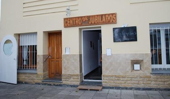 Información del Centro de Jubilados